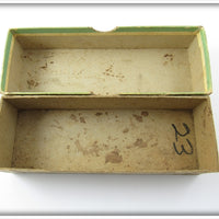 Shur Strike Bass-A-Lure Empty Box