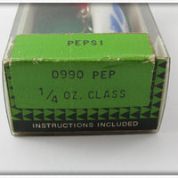 Heddon Pepsi Advertising Clatter Tad In Box