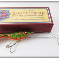 J.H. Cummings Savage Shrimp In Box