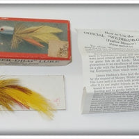Heddon Brann's Glory Wilder Dilg In Picture Box