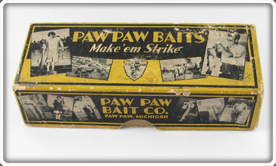 Paw Paw Make Em Strike Empty Box