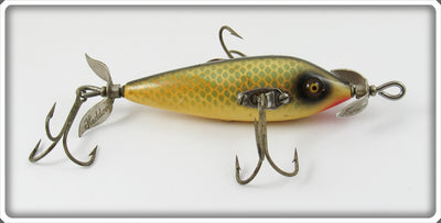 Heddon Shiner Scale 100 Three Hook Minnow