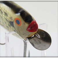 Heddon Crappie Wooden 740 Floater Punkinseed CRA
