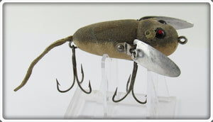 Heddon Flocked Mouse Crazy Crawler