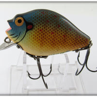 Heddon Sunfish Wooden 740 Floater Punkinseed SUN