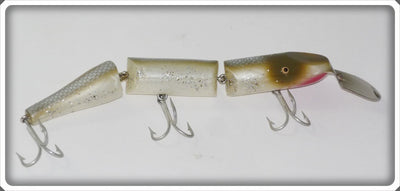 Creek Chub Silver Flash Triple Jointed Pikie