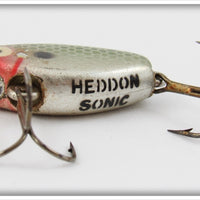 Heddon NSD Green Shad Chrome Ultra Sonic