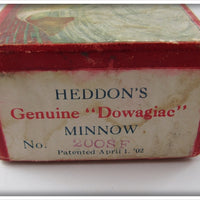Heddon Frog 200 SF Surface In Correct Box