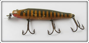 Vintage C.C.B.CO. Creek Chub No Scale Pikie Lure 700 Special