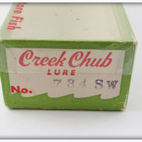 Creek Chub Blue Flash Saltwater Pikie In Box