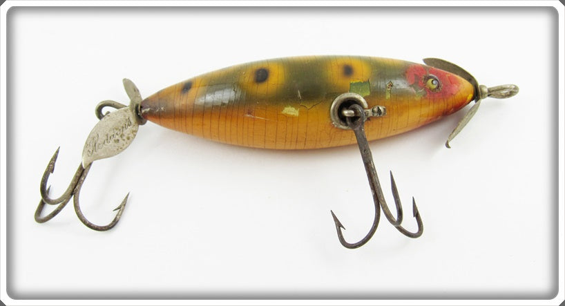 Heddon Frog Spot With Red Eye Shadow SOS