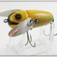 Heddon Yellow Shore Crazy Crawler 2120 XRY