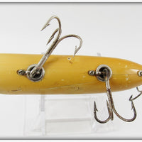 Heddon Frog Spot Head On Basser In Correct Box With Catalog 8509 B