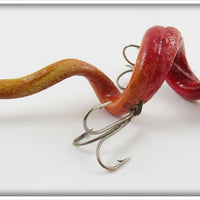R.L. Clewel Red & Yellow Snakerbait In Correct Box
