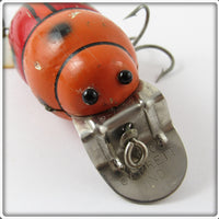 Vintage Creek Chub Orange Beetle 3853