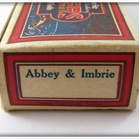 Vintage Abbey & Imbrie Go Getter In Box