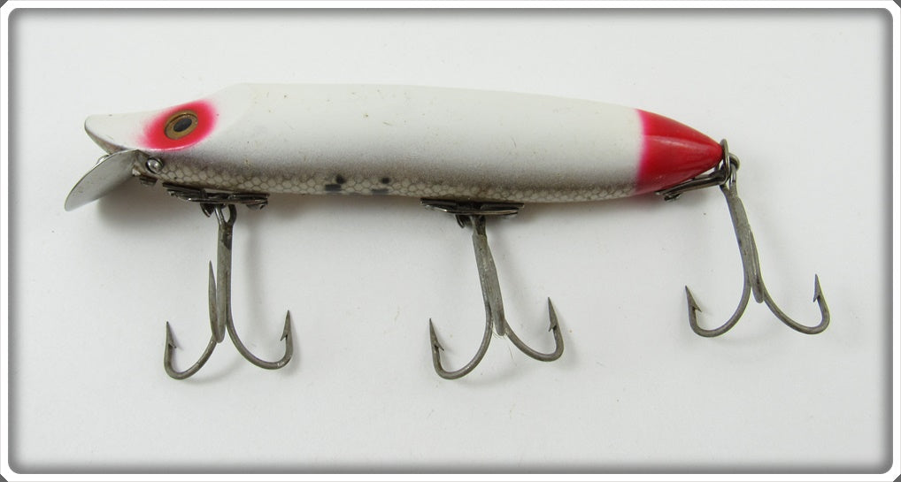 Heddon RET Red Eyes & Tail Early Vamp Spook