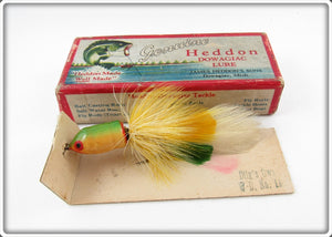 Heddon Wilder Dilg Dilg's Own In Correct Box 11