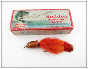 Heddon Wilder Dilg Irvin Cobb In Correct Box 5