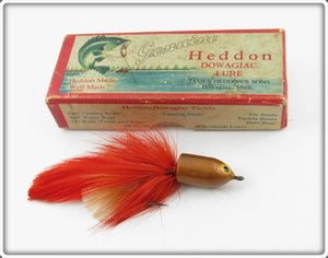 Heddon Wilder Dilg Irvin Cobb In Correct Box