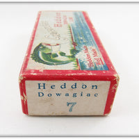 Heddon Wilder Dilg Peet's Choice In Correct Box
