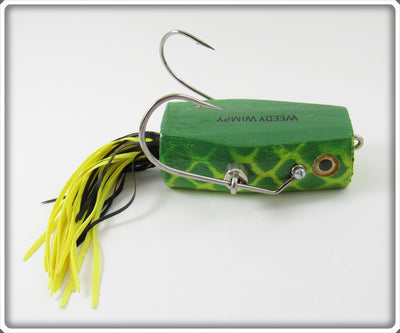Side Stepper Bait Company Frog Spot Weedy Wimpy Lure