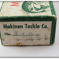 Makinen Red & White Waddle Bug In Correct Box