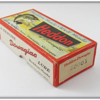 Heddon Silver Flitter Tack Eye Lucky 13 2nd In Box