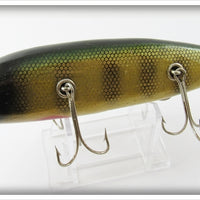 Creek Chub Prototype Giant Five Hook Minnow