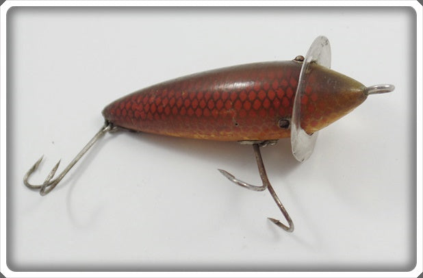 Heddon Red Scale 210