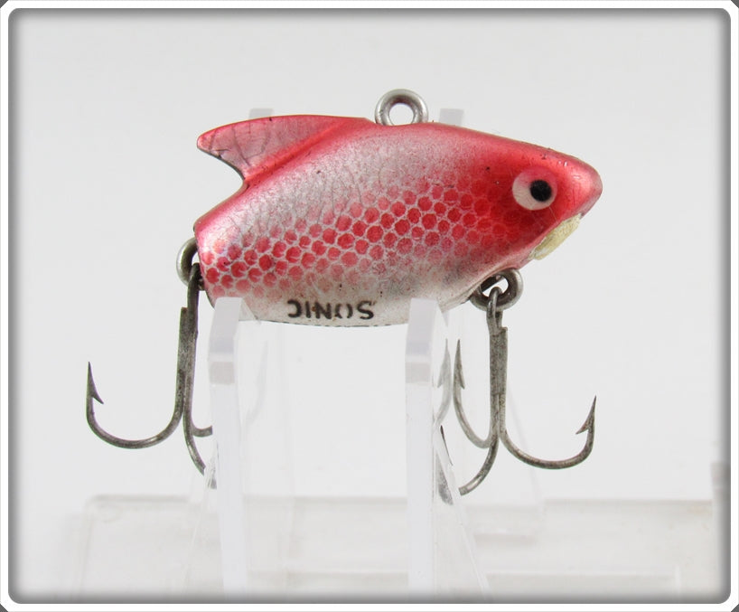 Heddon NPR Red Chrome Sonic
