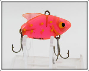 Heddon FRYS Fire Red Yellow Spots Sonic