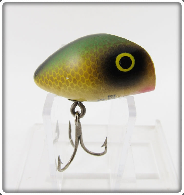 Millsite Perch Scale Spin E Bee