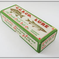 Creek Chub Western Auto Pearl Baby Pikie In Box