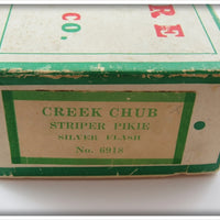 Creek Chub Silver Flash Striper Pikie In Box
