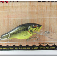 Bagley Deep Diver Small Fry Bass On Card