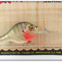 Bagley Deep Diver Small Fry Bream On Card
