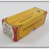 South Bend Empty Box For Orange Sun Spot Spoon 525 CO