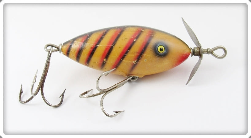 South Bend Best O Luck No Scale Perch #916 Surface Lure