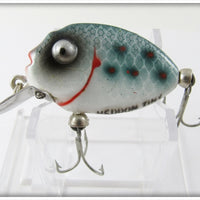 Heddon Green Scale With Spots Tiny Punkinseed