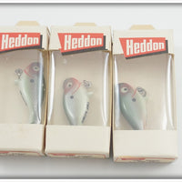Heddon Dealer Box Of 12 Shad Top Sonic Lures Unused In Boxes