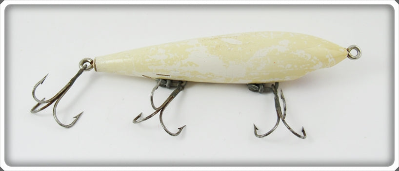 Vintage Lockhart White Water Witch Lure