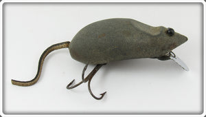 Vintage South Bend Grey Mouse Oreno Lure 949 GM