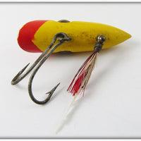 Martin Yellow & Red Fly Plug