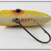 Martin Yellow Scale Fly Plug