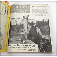 1939 South Bend What Tackle And When Catalog