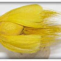 Heddon Yellow Fuzzi Bug