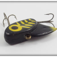Lazy Ike Black & Yellow Sail Shark