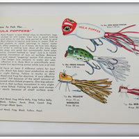 Arbogast 1961 How To Catch More Fish Catalog