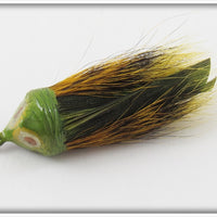 Francis Fly Co Green Grasshopper